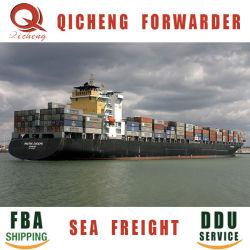 Entreprise de logistique taux le moins cher le transitaire de fret aérien de la mer de l'agent du Service de l'Agence d'expédition de fret
