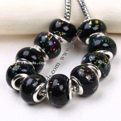 Les perles de verre dichroïque, European perles de verre, la mode (101126102428)