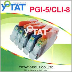 Compatibel струйный картридж для Canon Pgi-5 Cli-8