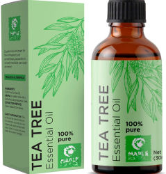 L'olio essenziale del migliore albero del tè calma la vostra morbidezza dei capelli di cappello di Senses&