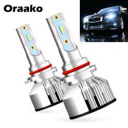 Amazon Hot Sale LED Headlight Kits 15000 Lumen 9005 9006 9012 H1 Faro coche coche H7 5,75 coche Foco LED H7