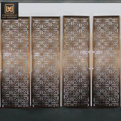 Tela Metálica de aço inoxidável para materiais de decoração de interiores e exteriores