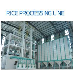 مصغّرة يسلق أرزّ آلة زراعيّ [غريدينغ] كاملة أرزّ يطحن [بروسسّ مشن]