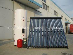 400L 분리형 가압식 태양열 히터(더블 코일 포함