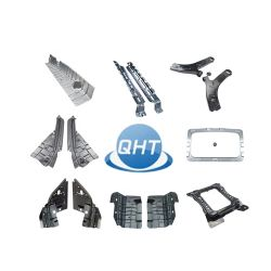 金属製造の手段の金属板車のドアのために押す鋼鉄ODMの金属を押す習慣