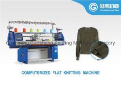 Fornitore automatizzato piano automatico del macchinario della macchina per maglieria della sciarpa delle lane