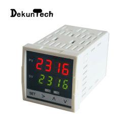 Dk2316p con il relè 3 per l'azionamento del regolatore di temperatura di SSR Digitahi Pid