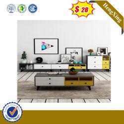 簡単な現代都市様式TVの壁の保証のコーヒーテーブル(HX-8ND9041)