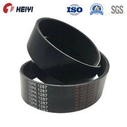 La trasmissione costolata di gomma della cinghia di azionamento delle cinghie del ventilatore di EPDM parte la cinghia