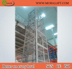 倉庫使用 1000kg 垂直プラットフォームリフト油圧リフト( SJD )