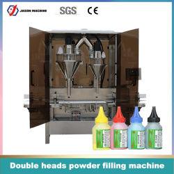Linea di produzione efficiente macchina imballatrice di riempimento del toner della polvere automatica della vite
