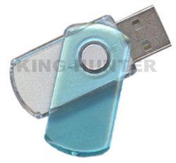 Fördernder Feld-Torsion-Flash-Speicher USB-Plastikschwenker USB-Laufwerk