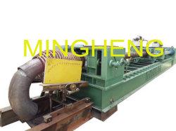 Coude poussant machine de formage à chaud
