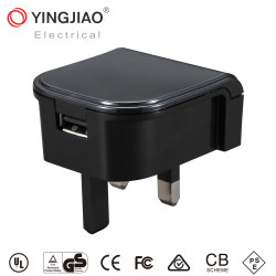 USB iPhone를 위한 휴대용 힘 접합기 (5V 1.2A 6W)