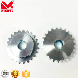 أعلى جودة مع 1045 عجلة مسننة سلسلة المحركات الفولاذية 20b-1-2-3