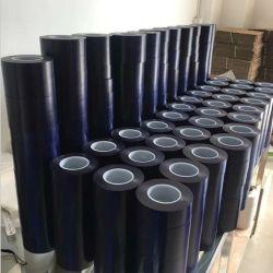 China-Lieferanten-blaues Film Kurbelgehäuse-Belüftung, das blaues Film-Oberflächen-Schutz-Band galvanisiert