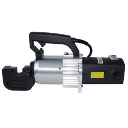 Fornecido eléctrico portátil Vergalhão Hidráulico Barra de aço Cutter 25mm