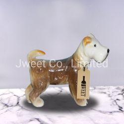 Vidraças de Cão Animal Cores Personalizadas Shape vaso de porcelana para o vinho