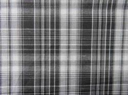 Poly/Cttn Plaid Y/D