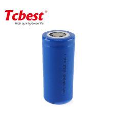 Certificado CE 32700 6000mAh LiFePO4 3,2 V de la batería de litio de 6Ah Ifr32700 Batería de litio fosfato de hierro