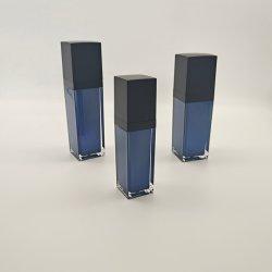 Lotion pour Le flacon acrylique carré Emballage Cosmétique 10g 30g 50g 30ml 60ml 80ml 100ml