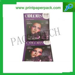 맞춤형 풀 컬러 아트 종이 브로셔/전단/포스터 /카탈로그 인쇄