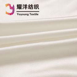 Tessuto di seta reale del raso di 90 colori 100% per l'abbigliamento e Hometextile delle signore