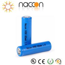 Nachladbare LiFePO4 3.2V 600mAh Lithium-Batterie für Sonnensystem mit Cer RoHS