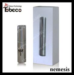 China Fabricante Ss Nemesis Mod, clonar o fluxo de ar com Ecig Mecânica Mod fabricados na China Nemesis