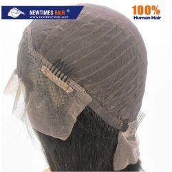 Custom Mesdames Elastic Net et de la Dentelle de femmes complet avant de l'homme perruque de cheveux