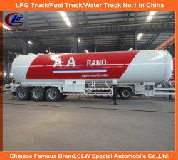 ASME 25 MT LPG Road Tanker 50 m3 Flüssigammoniak-Lieferwagen