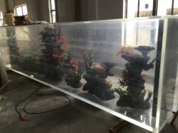 Декоративных Plexiglass акриловый Аквариум