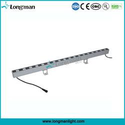 18 PCS de Alta Potência 2W CREE a arruela de parede LED de exterior branco