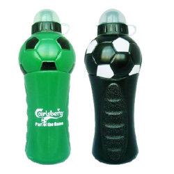 CL1C-GW77 Comlom Deportes de plástico de la botella de agua, vaso de fútbol