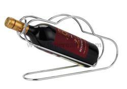 Het Rek van de Tribune van de Wijn van de Draad van het ijzer met het Plateren Nr. Wr002