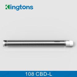 0.5ml容量のKingtons VapeのEタバコ108のVapeのペンCbd Vaproizer