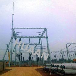 Aço angular da arquitetura da Subestação de Transmissão de Potência