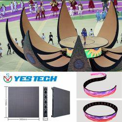 Tabellone per le affissioni esterno della visualizzazione di LED per la pubblicità