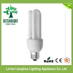 T4 3u 12W 15W Lámpara de ahorro de energía
