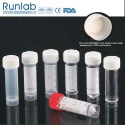 La FDA a approuvé et enregistré ce 30ml spécimen universel des conteneurs