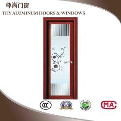 Portelli d'attaccatura di alluminio di Foshan con il disegno speciale (1 comitato)