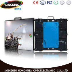 65536 degré LED écran vidéo de plein air avec le processus de vidéo