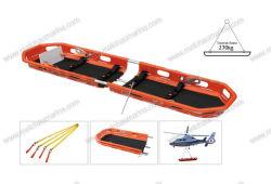 Basket pieghevole Stretcher per Helicopter Lifesaving