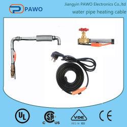 Труба ПВХ для защиты от замерзания нагревательный кабель