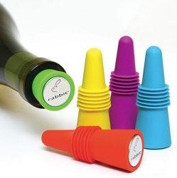 2018 neuer Entwurfs-/Feld-Form-Silikon-Wein-Flaschen-Stopper