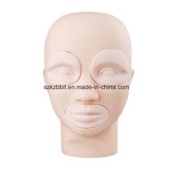 Силиконовый высшего качества пресс-формы головки блока цилиндров для постоянной практикой для макияжа