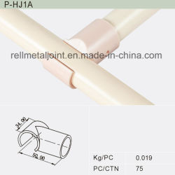 Plastic Joint /Connector voor Lean Pipe en Joint System (p-HJ1A)