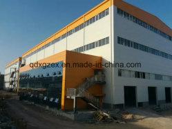 Estrutura de aço Hangar e Office Admin