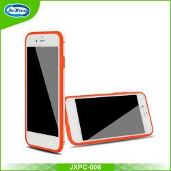 Acessórios para telefone celular Disco Amortecedor TPU macio de volta para o iPhone 6