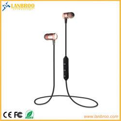 揺れるか、または実行のためにハンズフリーBluetooth安い無線ステレオのEarbudsの携帯電話